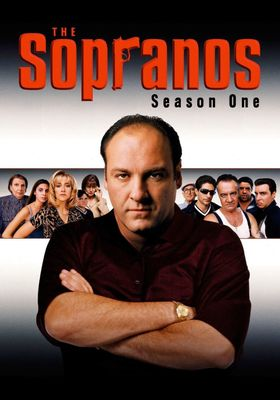 The Sopranos Season 1's Poster