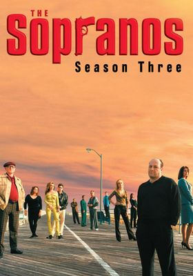 The Sopranos Season 3's Poster