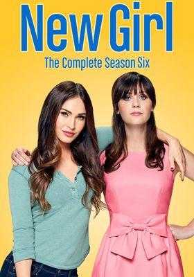 New Girl Season 6's Poster