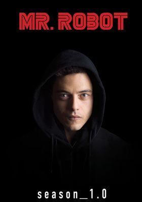 Mr. Robot Season 1's Poster