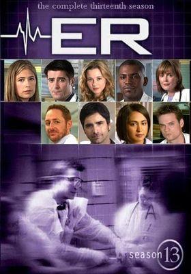 ER Season 13's Poster