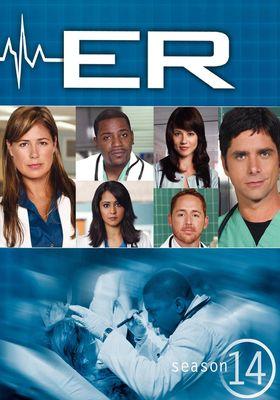 ER Season 14's Poster