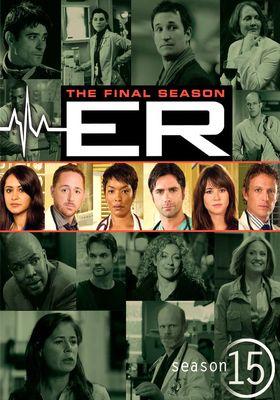 ER Season 15's Poster