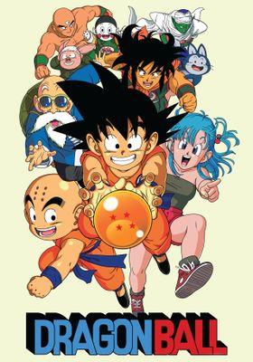 Dragon Ball's Poster