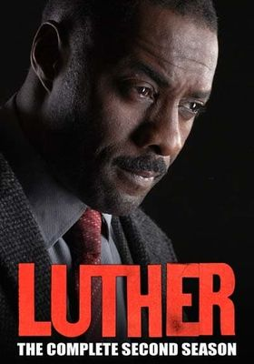 Luther Season 2's Poster