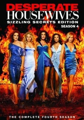 Desperate Housewives Season 4's Poster