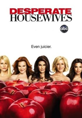 Desperate Housewives Season 5's Poster