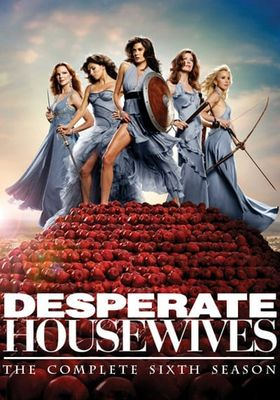 Desperate Housewives Season 6's Poster
