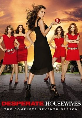 Desperate Housewives Season 7's Poster