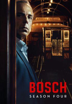 Bosch Season 4's Poster