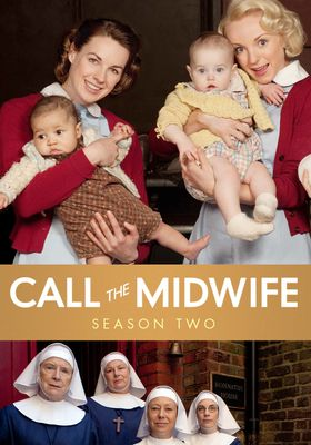 Call the Midwife Season 2's Poster