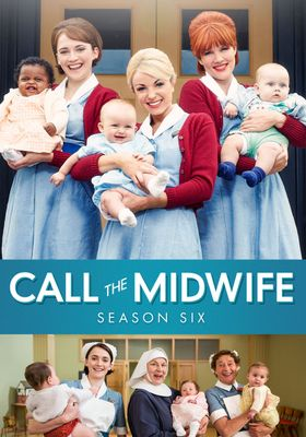 Call the Midwife Season 6's Poster