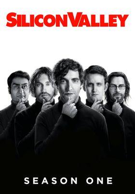 Silicon Valley Season 1's Poster