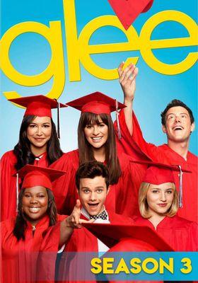 글리 시즌 3의 포스터
