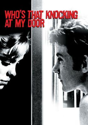 『ドアをノックするのは誰?』のポスター