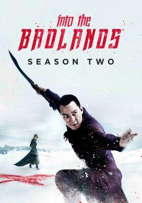 Into the Badlands Season 2's Poster