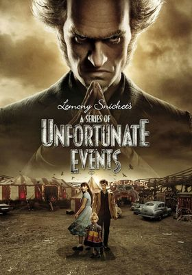 A Series of Unfortunate Events Season 2's Poster