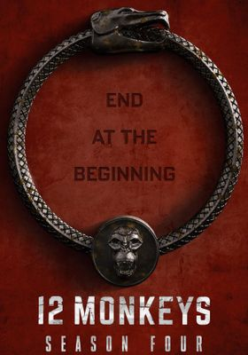 12 Monkeys Season 4's Poster
