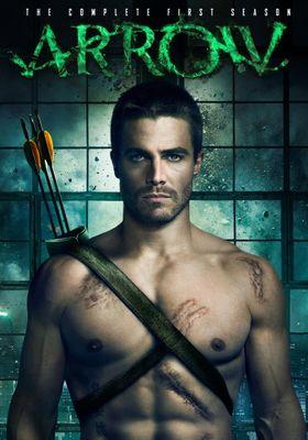 Arrow Season 1's Poster