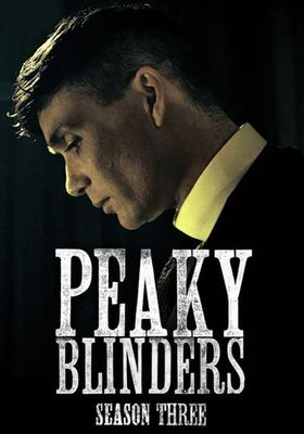 피키 블라인더스 시즌 3의 포스터