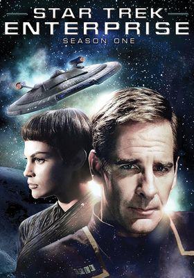 Star Trek: Enterprise Season 1's Poster