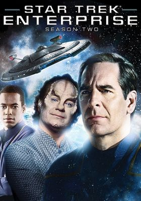 Star Trek: Enterprise Season 2's Poster
