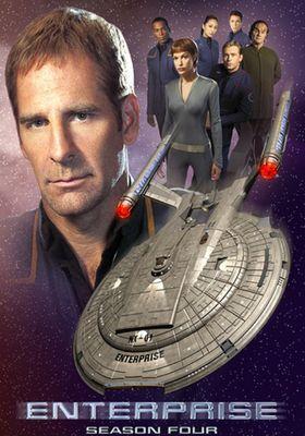 Star Trek: Enterprise Season 4's Poster