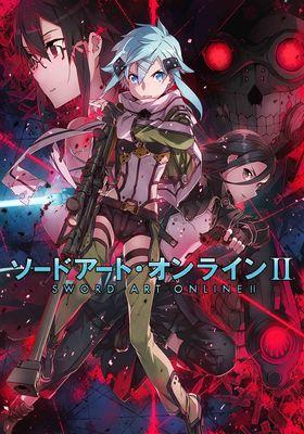 Sword Art Online II's Poster