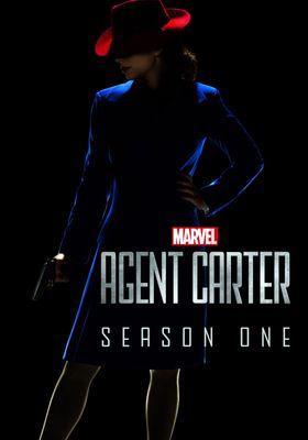 에이전트 카터 시즌 1의 포스터
