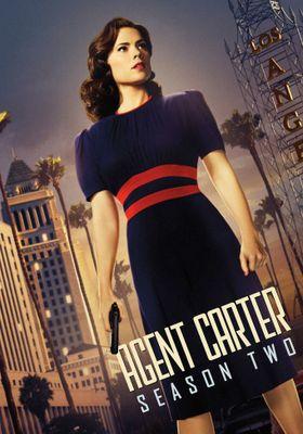 에이전트 카터 시즌 2의 포스터