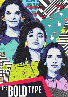 The Bold Type Season 2's Poster