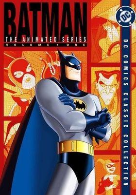 배트맨 애니메이션 시리즈 시즌 1의 포스터