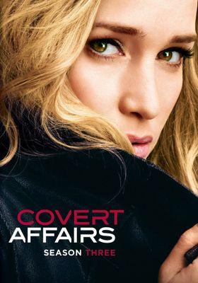 Covert Affairs Season 3's Poster