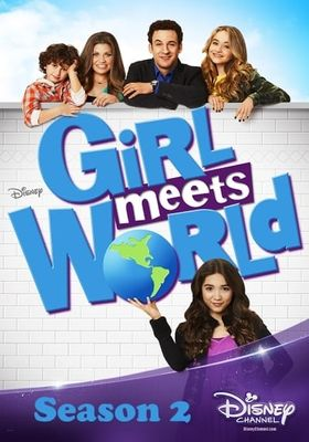 Girl Meets World Season 2's Poster