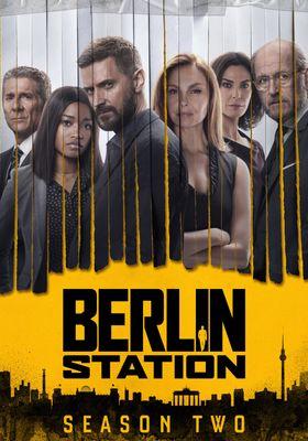 Berlin Station Season 2's Poster