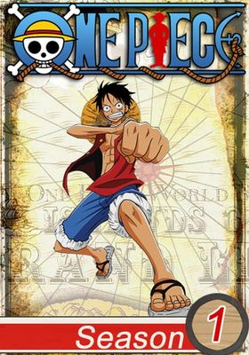 One Piece Season 1: East Blue's Poster
