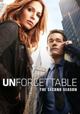 Unforgettable Season 2's Poster
