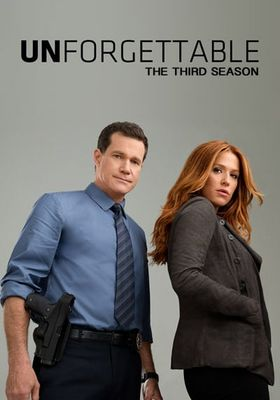 Unforgettable Season 3's Poster