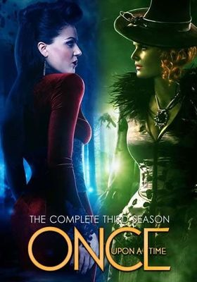 Once Upon a Time Season 2's Poster