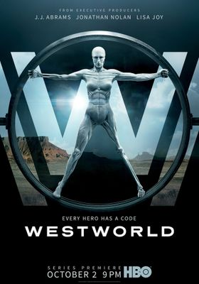 Westworld Season 1's Poster