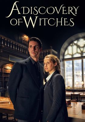 A Discovery of Witches 's Poster