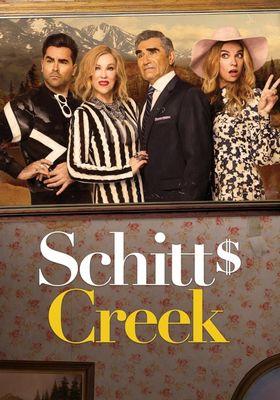 『シッツ・クリーク シーズン4』のポスター