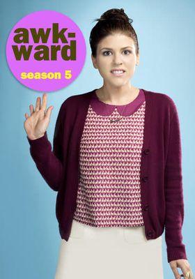 Awkward. Season 5's Poster