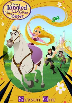Tangled: The Series Season 1's Poster