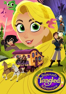 Tangled: The Series Season 2's Poster