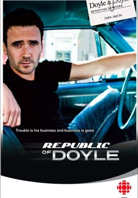 Republic of Doyle's Poster