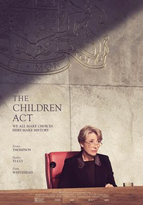 The Children Act's Poster