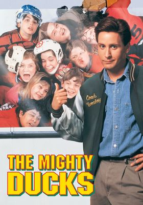 The Mighty Ducks's Poster