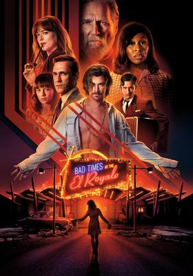 Bad Times at the El Royale's Poster