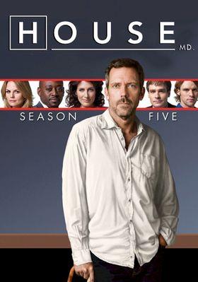 하우스 시즌 5의 포스터